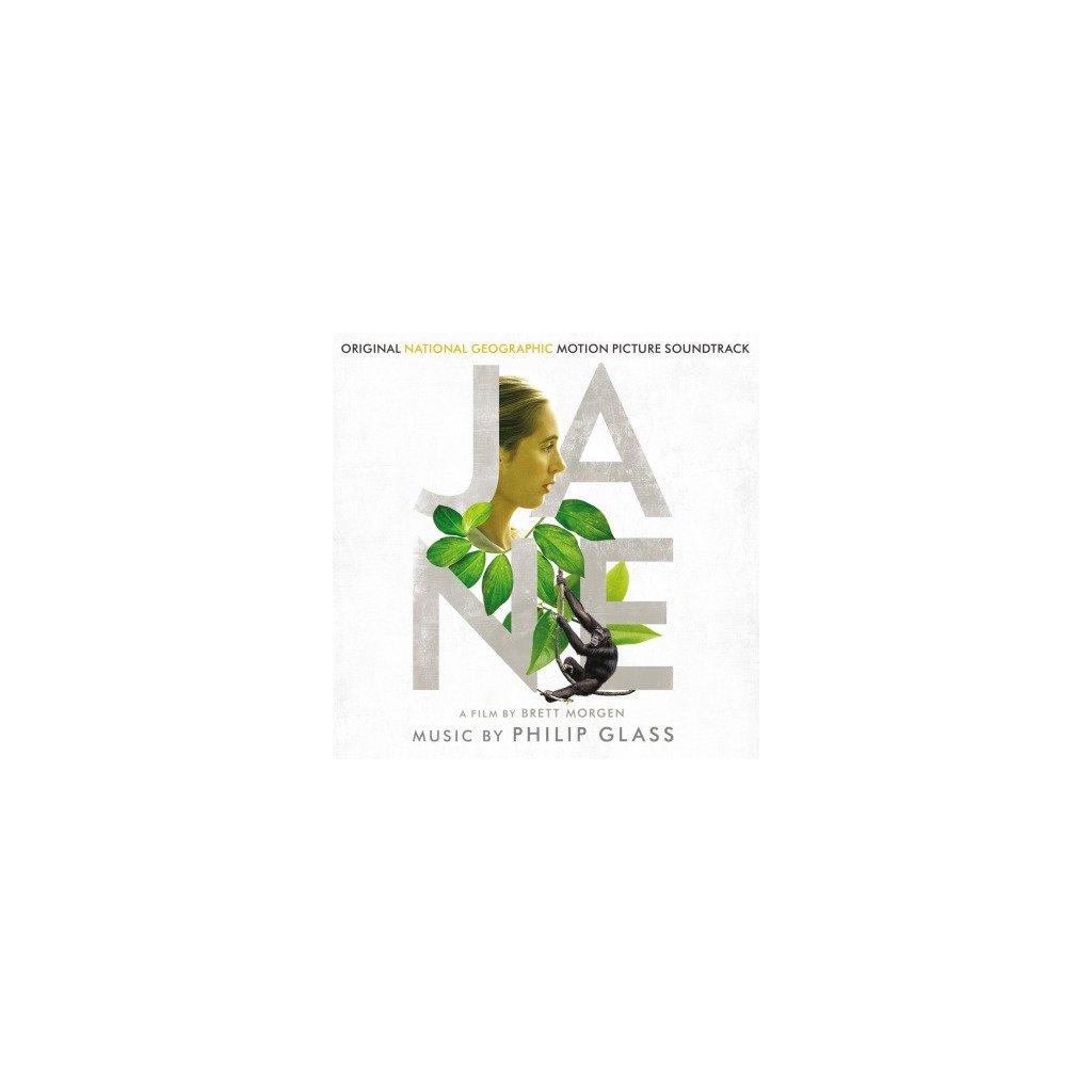 VINYLO.SK   OST - JANE (2LP)180GR./GATEFOLD/PHILIP GLASS/NATIONAL GEOGRAPHIC DOCU