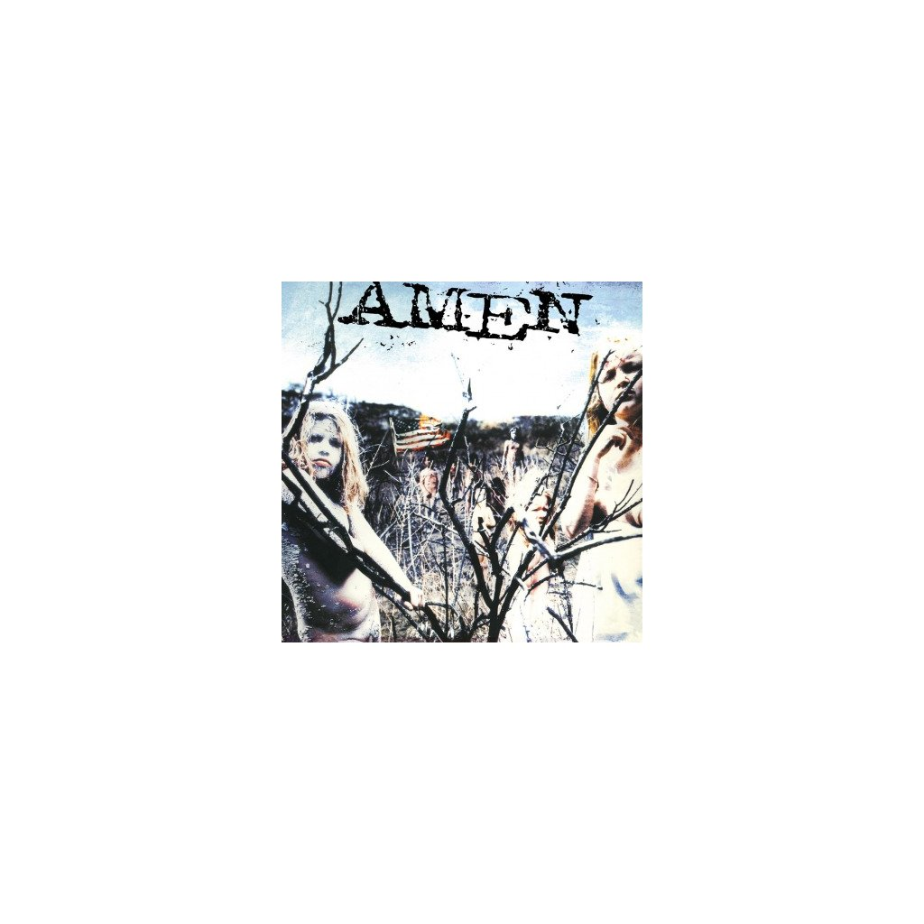 VINYLO.SK | AMEN - AMEN (LP)180GR./INSERT/1000 NUMBERED COPIES ON SILVER VINYL
