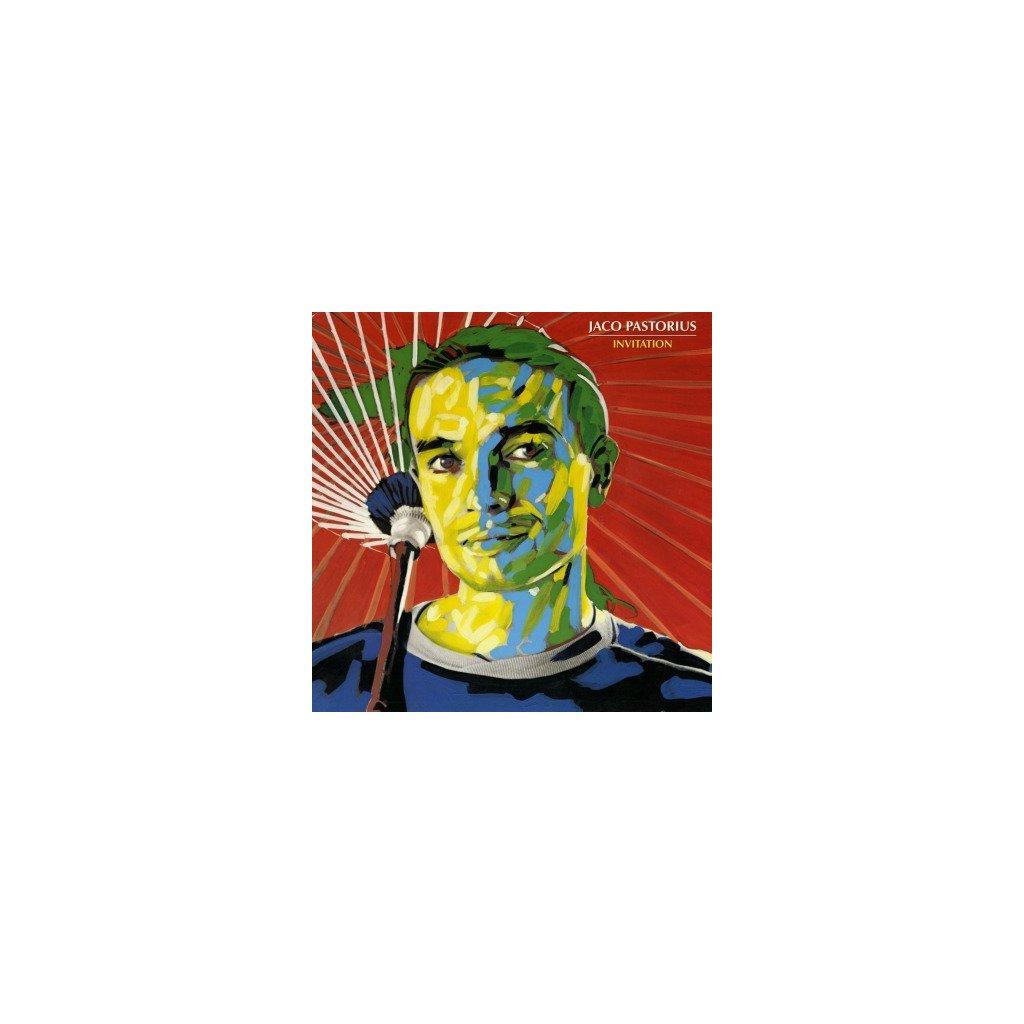 VINYLO.SK | PASTORIUS, JACO - INVITATION (LP)180GR./INSERT