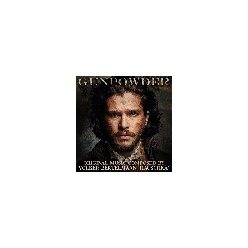 VINYLO.SK   OST - GUNPOWDER (LP)180GR./4P INSERT/MUSIC BY HAUSCHKA/500 CPS SILVER VINYL