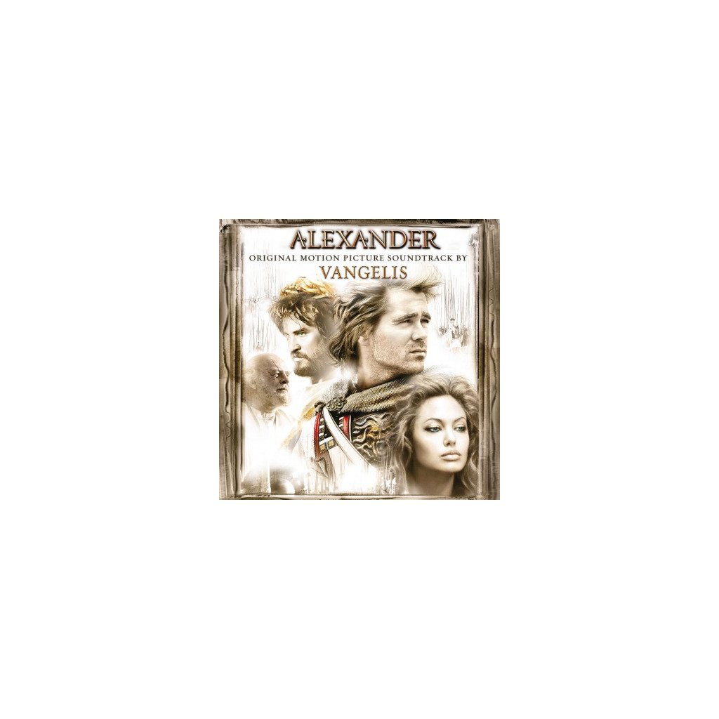 VINYLO.SK | OST - ALEXANDER (2LP)180GR./VANGELIS/GATEFOLD/INSERT/1500 CPS ON RED VINYL