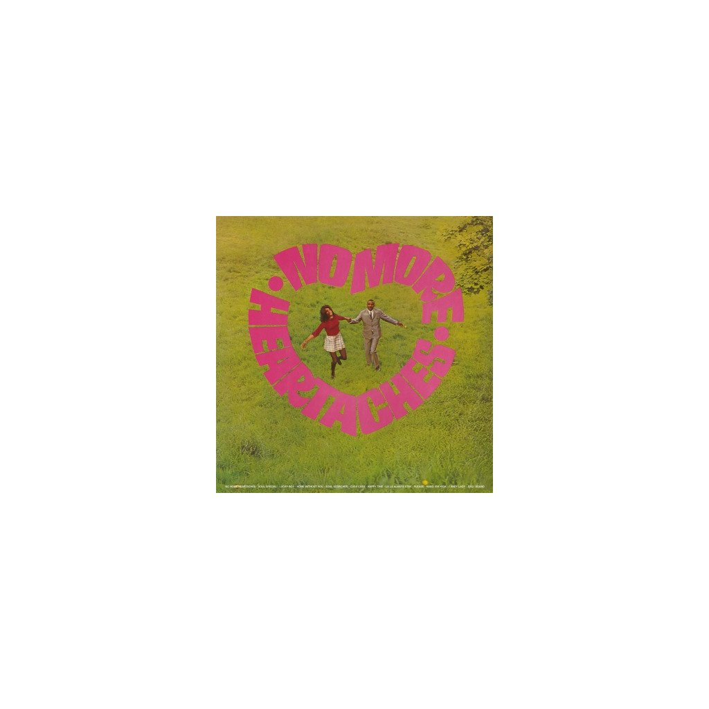 VINYLO.SK | V/A - NO MORE HEARTACHES (LP)180GR./MONO/750 NUMBERED CPS ON ORANGE VINYL