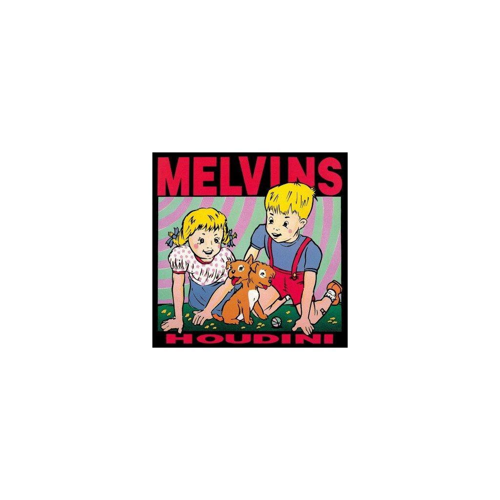 VINYLO.SK | MELVINS - HOUDINI (LP)180GR./GATEFOLD SLEEVE