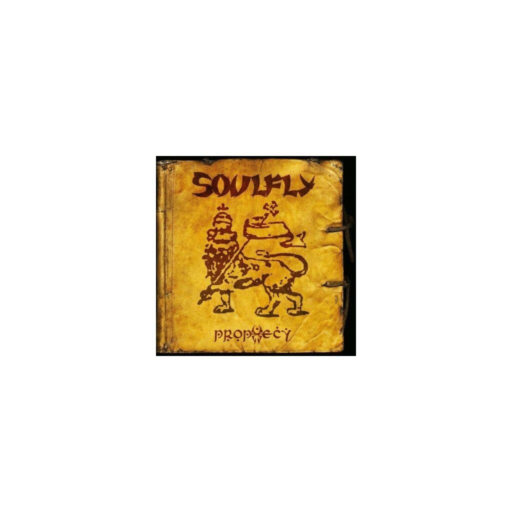 VINYLO.SK | SOULFLY - PROPHECY (2LP)180GR/12P BOOKLET/ETCHED D-SIDE/2000 CPS COLOURED VINYL