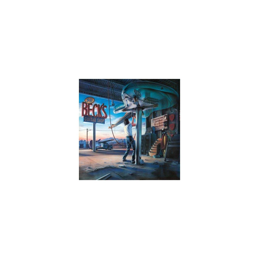 VINYLO.SK | BECK, JEFF - GUITAR SHOP (LP)180GR.