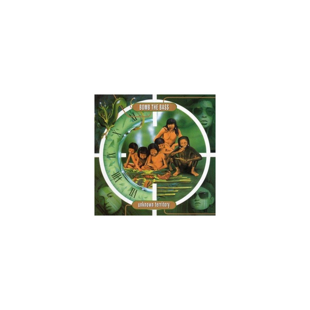 VINYLO.SK | BOMB THE BASS - UNKNOWN TERRITORY (LP)180GR./INCL. MINI POSTER/1000 COPIES COLOURED VINYL