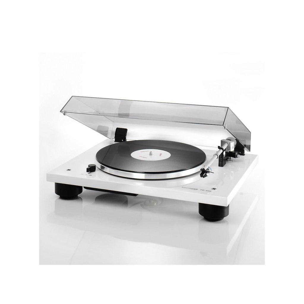 gramofon thorens td 206
