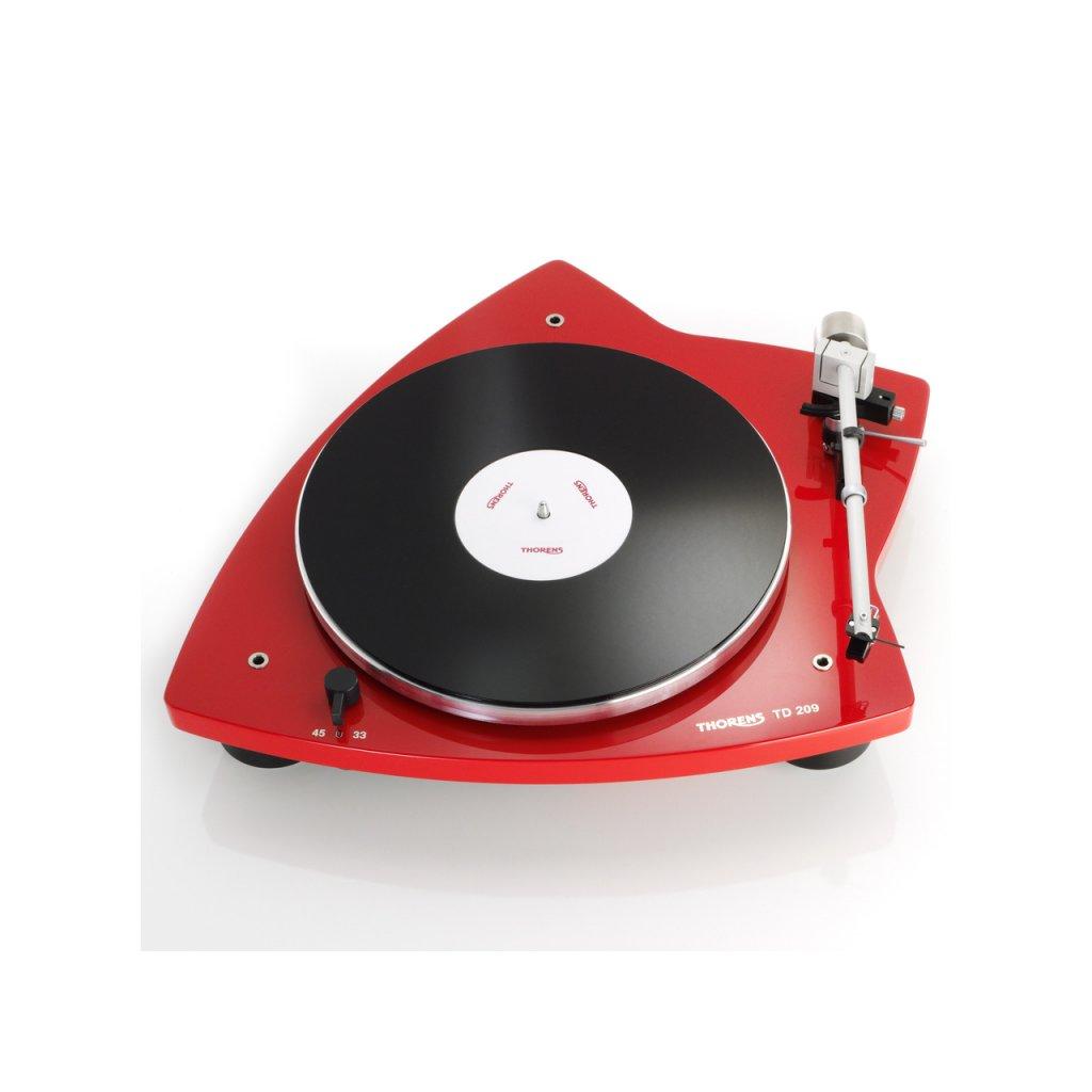 gramofon thorens td 209