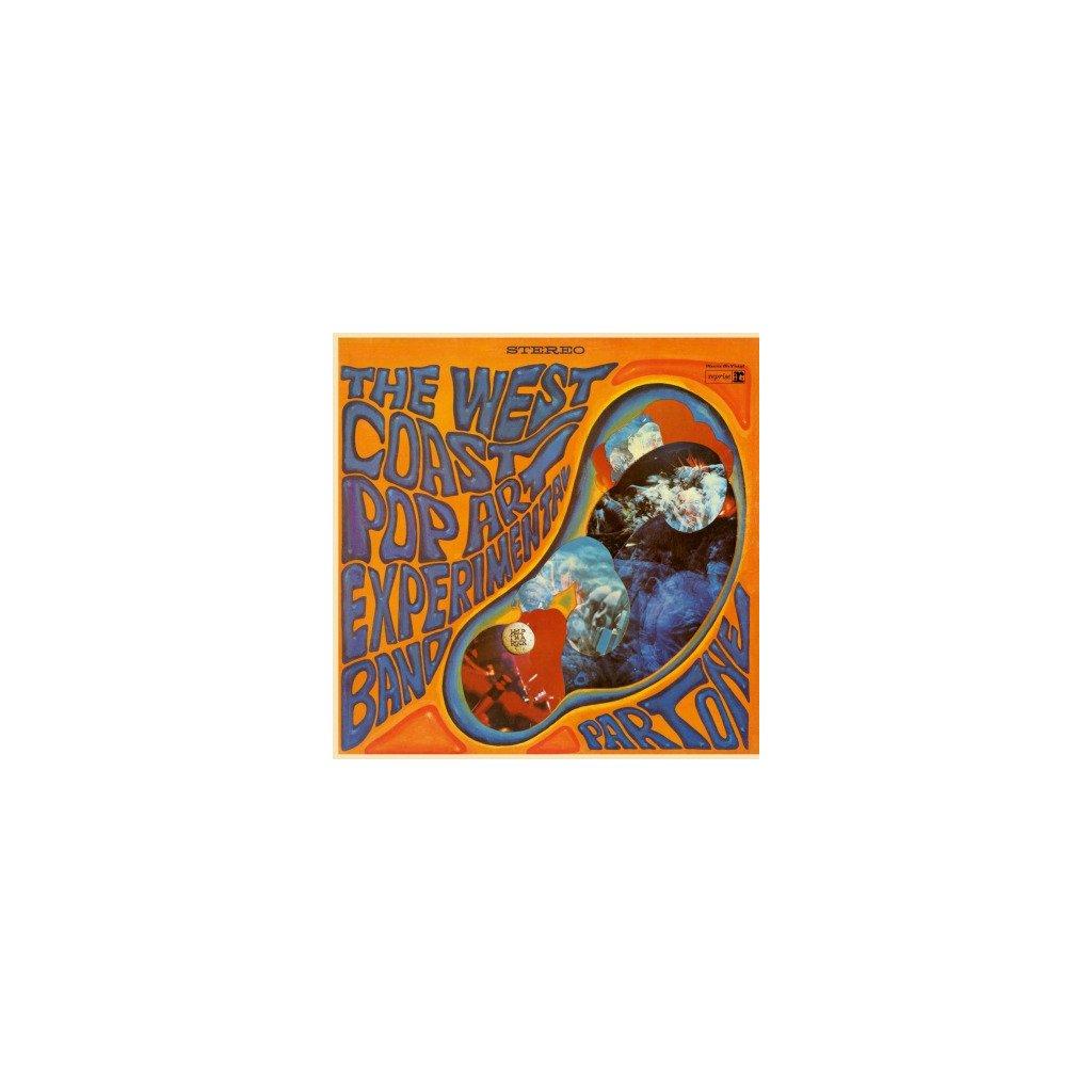 VINYLO.SK | WEST COAST POP ART EXPERI - PART ONE (LP)180GR.// THE WEST COAST POP ART EXPERIMENTAL BAND