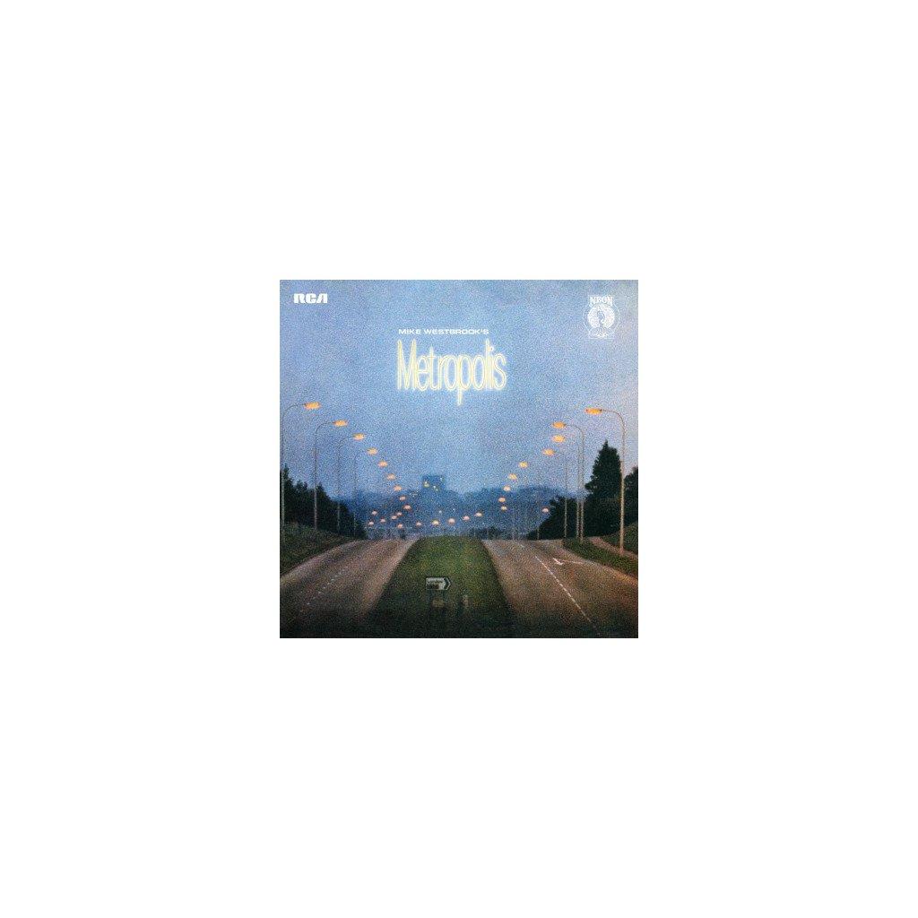 VINYLO.SK   WESTBROOK, MIKE - METROPOLIS (LP)180GR./GATEFOLD/HIDDEN GEM OF BRITISH-JAZZ'S GOLDEN AGE