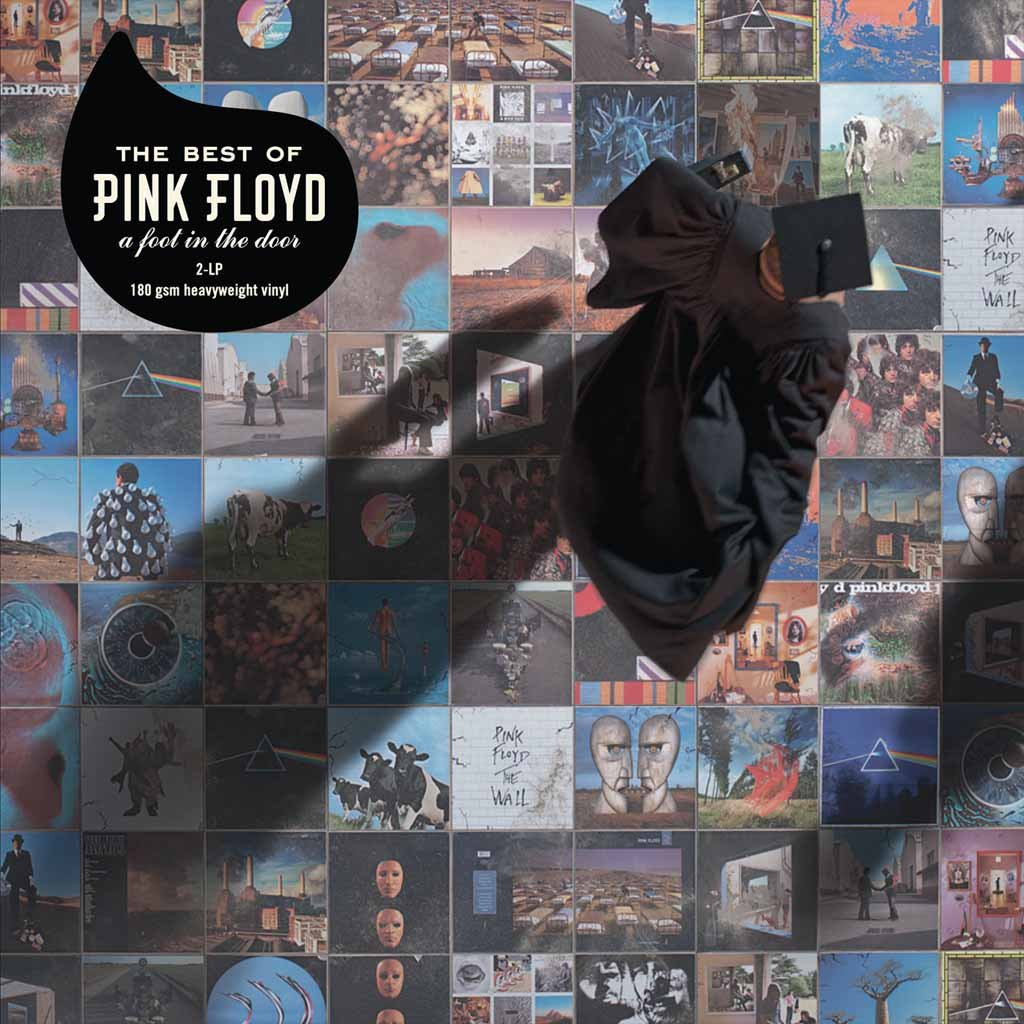 VINYLO.SK | PINK FLOYD ♫ A FOOT IN THE DOOR (THE BEST OF PINK FLOYD) [2LP] 0190295624019