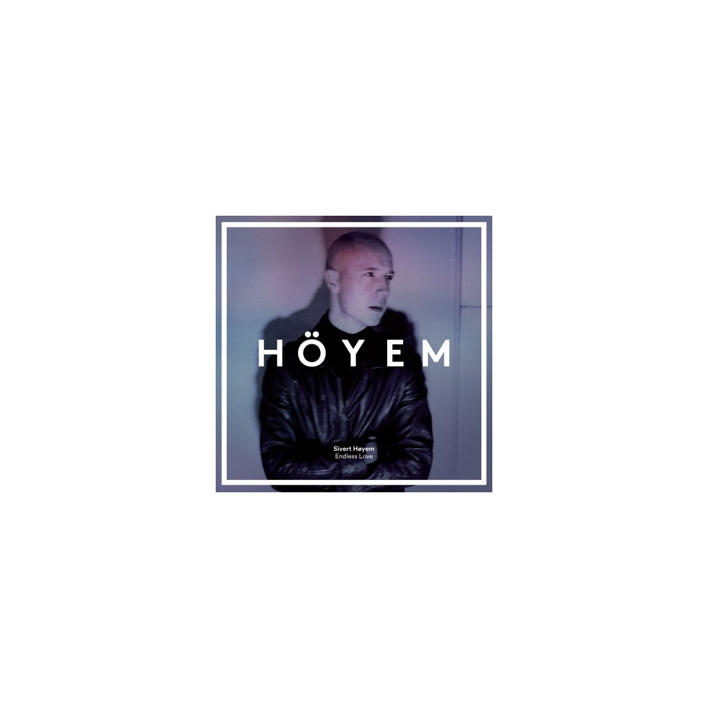 VINYLO.SK | HOYEM, SIVERT - ENDLESS LOVE (LP)180GR./GATEFOLD/INSERT 60X60/1000 COPIES PURPLE VINYL