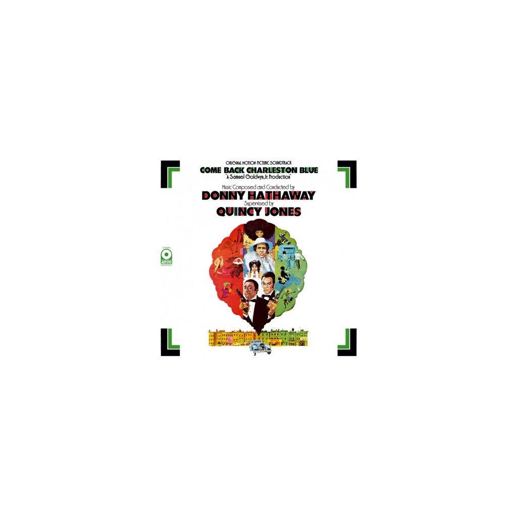 VINYLO.SK | HATHAWAY, DONNY - COME BACK CHARLESTON BLUE (LP)180GR./OST/SUPERVISED BY QUINCY JONES