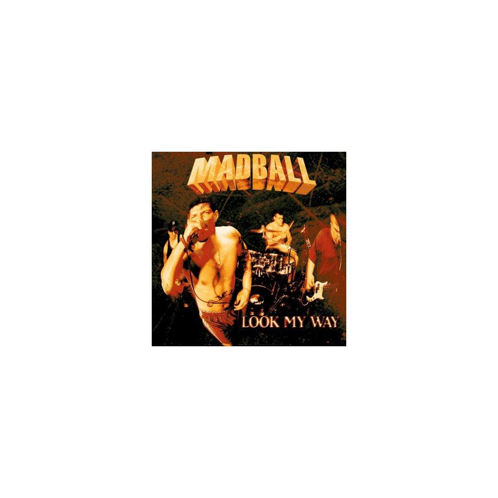 VINYLO.SK | MADBALL - LOOK MY WAY (LP)180GR./4P BOOKLET/1500 NUMBERED COPIES ON SILVER VINYL