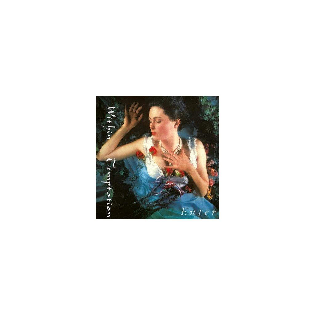 VINYLO.SK | WITHIN TEMPTATION - ENTER (LP)180GR./4P BOOKLET/FIRST TIME ON VINYL/5000 CPS COLOURED