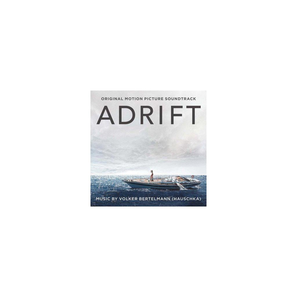 VINYLO.SK | OST - ADRIFT (LP)180GR/INSERT/HAUSCHKA/PVC SLEEVE/750 CPS COLOURED VINYL