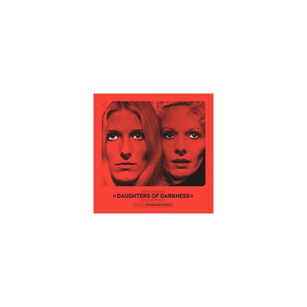 VINYLO.SK | OST - DAUGHTERS OF DARKNESS (LP).. DARKNESS/180GR/FRANCOIS DE ROUBAIX