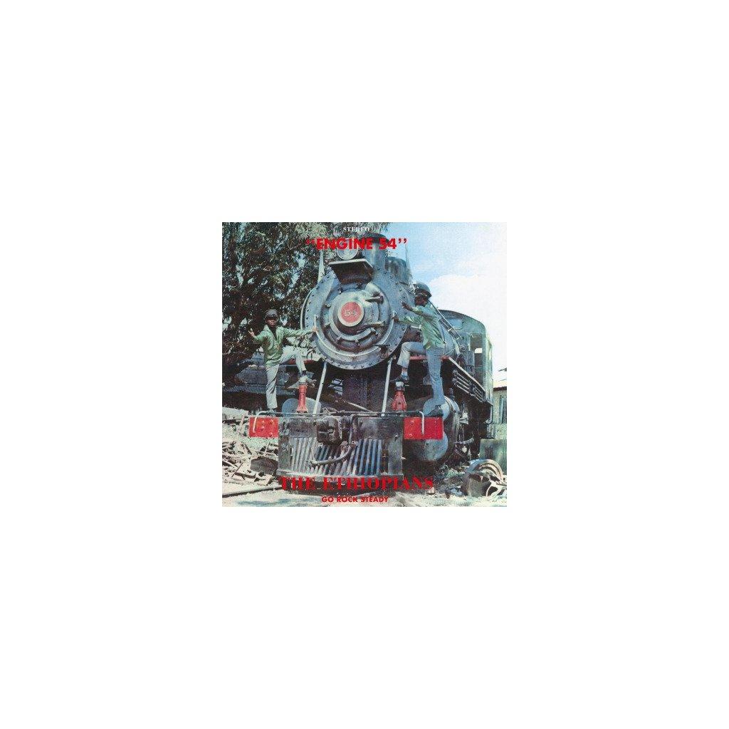 VINYLO.SK | ETHIOPIANS - ENGINE 54 (LP)180GR./CLASSIC ALBUM