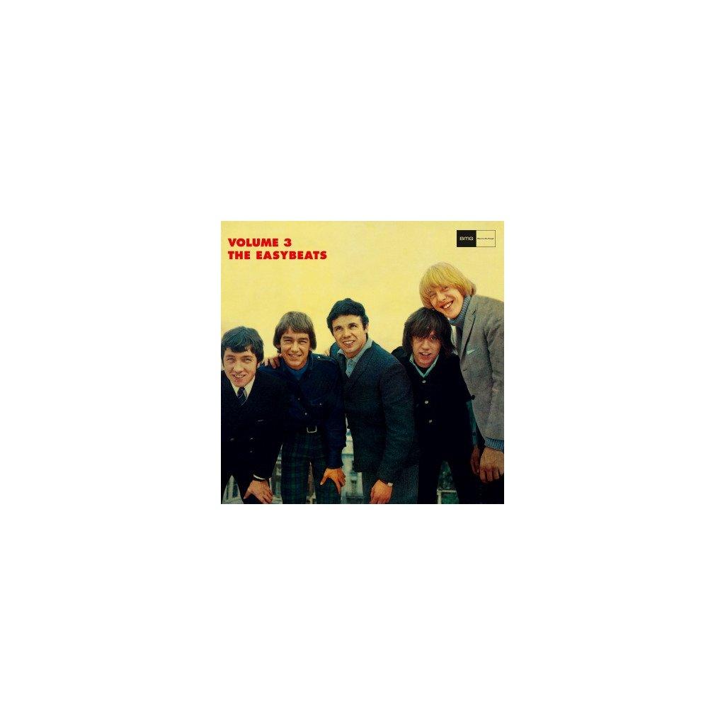 VINYLO.SK | EASYBEATS - VOLUME 3 (LP)180GR./750 NUMBERED COPIES ON SILVER COLOURED VINYL