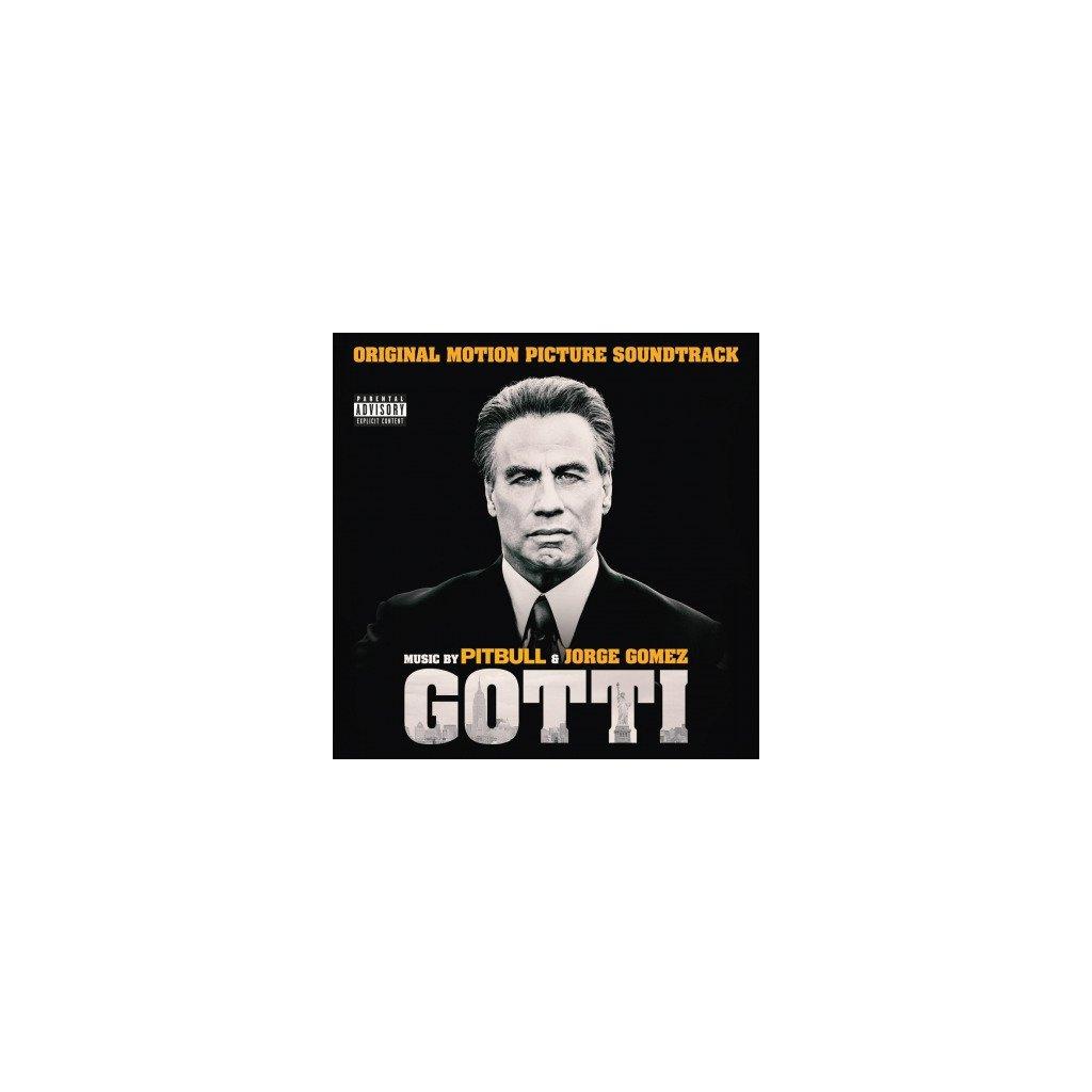 VINYLO.SK | OST - GOTTI (LP)180 GR/PITBULL&JORGE GOMEZ/4P BOOKLET/500 CPS RED VINYL