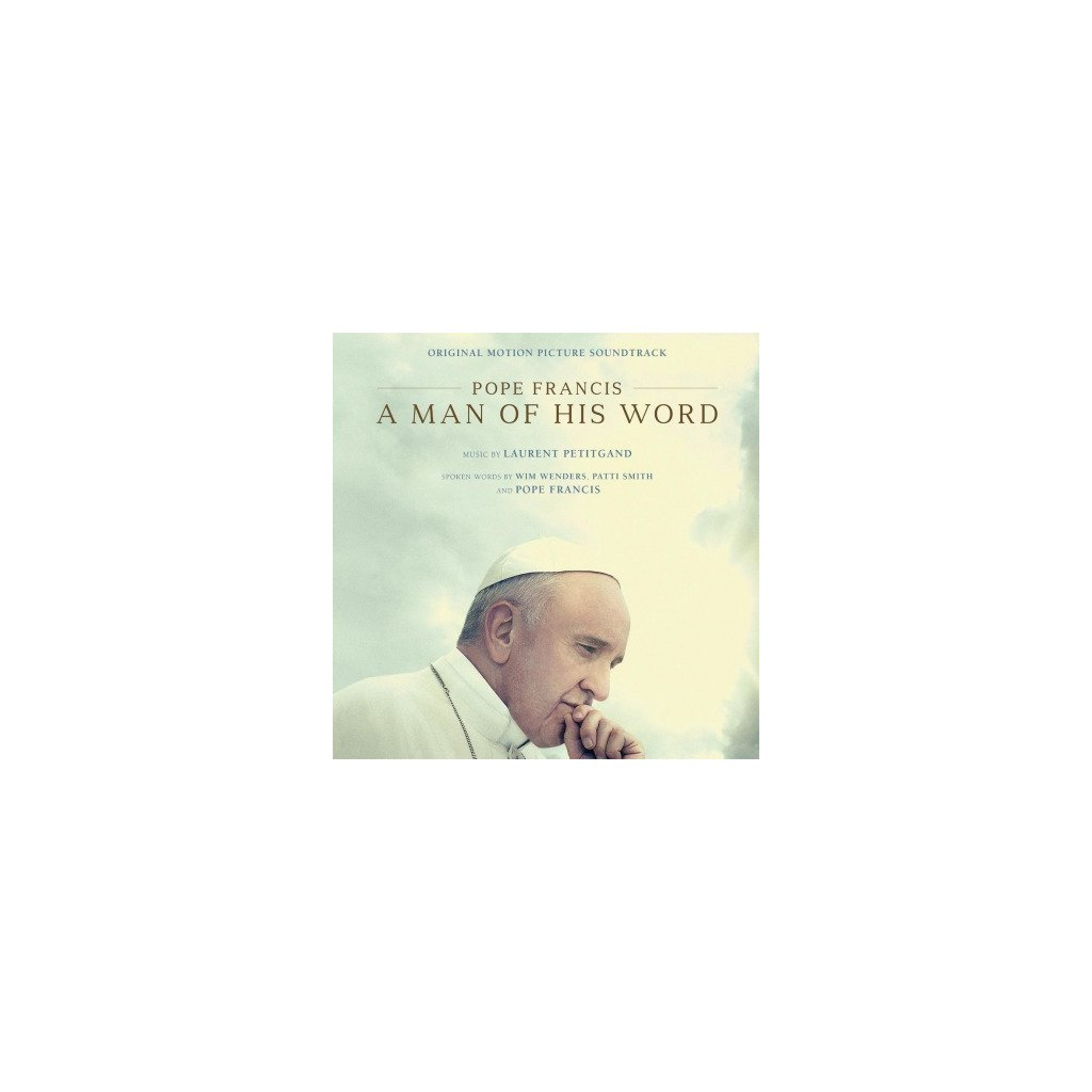 VINYLO.SK | OST - POPE FRANCIS A MAN OF HIS WORD (2LP)..MAN OF HIS WORD/180GR/FT PATTI SMITH/1000CPS COLOURED