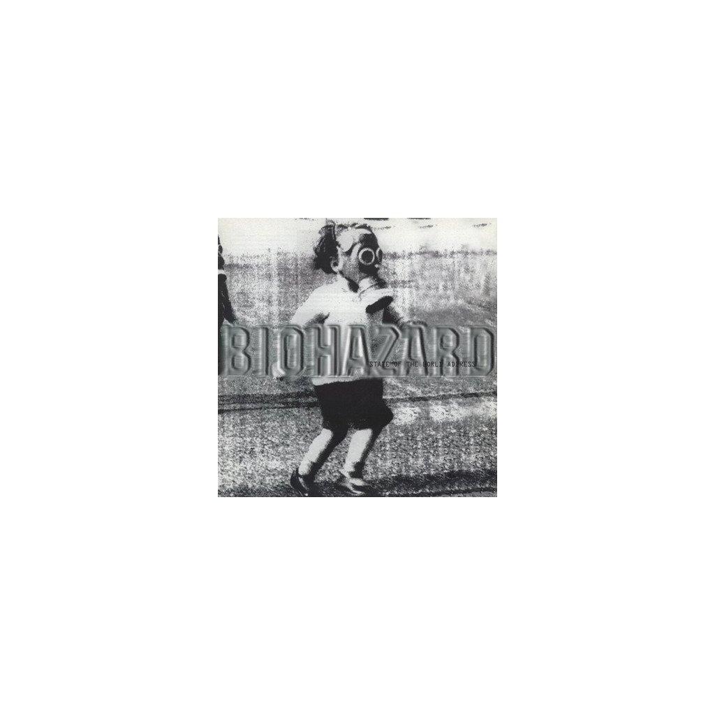 VINYLO.SK | BIOHAZARD - STATE OF THE WORLD ADDRESS (LP).. ADDRESS//180GR./INSERT