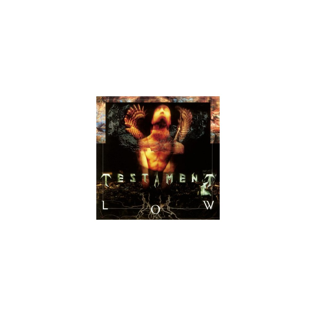 VINYLO.SK | TESTAMENT - LOW (LP)180GR./1500 NUMBERED COPIES ON COLOURED VINYL