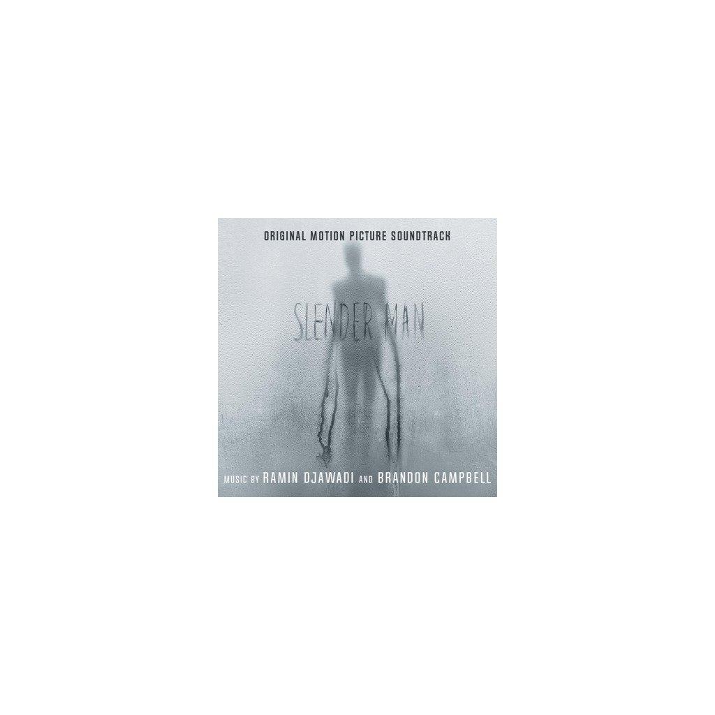 VINYLO.SK | OST - SLENDER MAN (LP)180GR/RAMIN DJAWADI & BRANDON CAMPBELL/666 CPS COLOURED