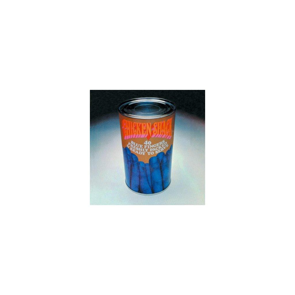VINYLO.SK | CHICKEN SHACK - 40 BLUE FINGERS FRESHLY PACKED AND READY TO SERVE (LP)..FRESHLY PACKED AND READY TO SERVE/180GR/1500 CPS CLRD