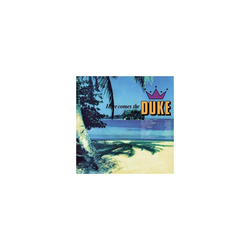 VINYLO.SK | V/A - HERE COMES THE DUKE (LP)180GR./750 NUMBERED COPIES ON ORANGE VINYL