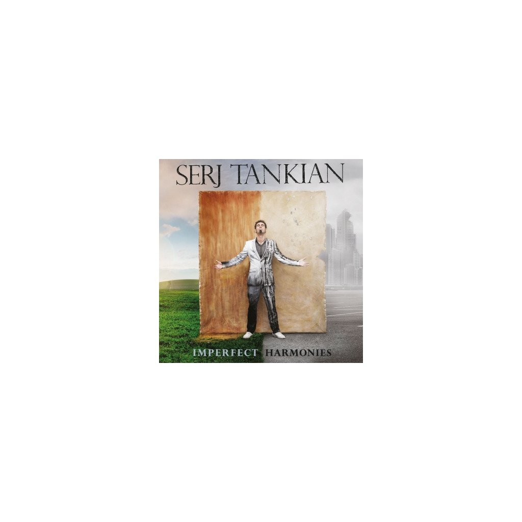 VINYLO.SK | TANKIAN, SERJ - IMPERFECT HARMONIES (LP)180GR./8P BOOKLET/1500 COPIES TRANSPARENT MARBLED VINYL