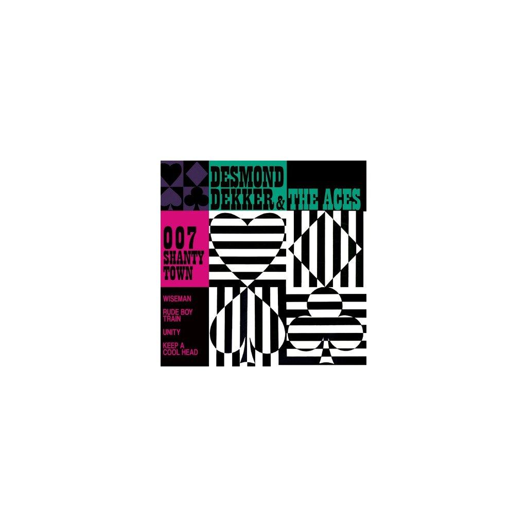 VINYLO.SK   DEKKER, DESMOND - 007 SHANTY TOWN (LP).. TOWN//180GR./& THE ACES