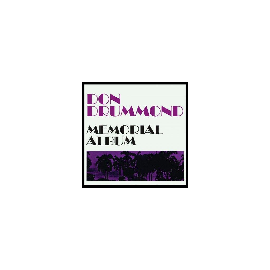 VINYLO.SK | DRUMMOND, DON - MEMORIAL ALBUM (LP)180GR./750 NUMBERED COPIES ON ORANGE VINYL