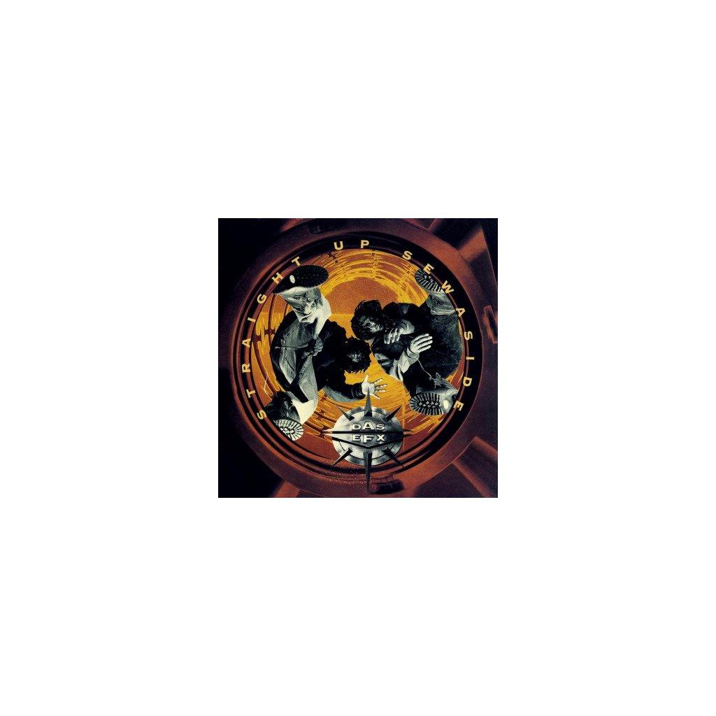 VINYLO.SK | DAS EFX - STRAIGHT UP SEWASIDE (LP).. SEWASIDE//180GR./INSERT