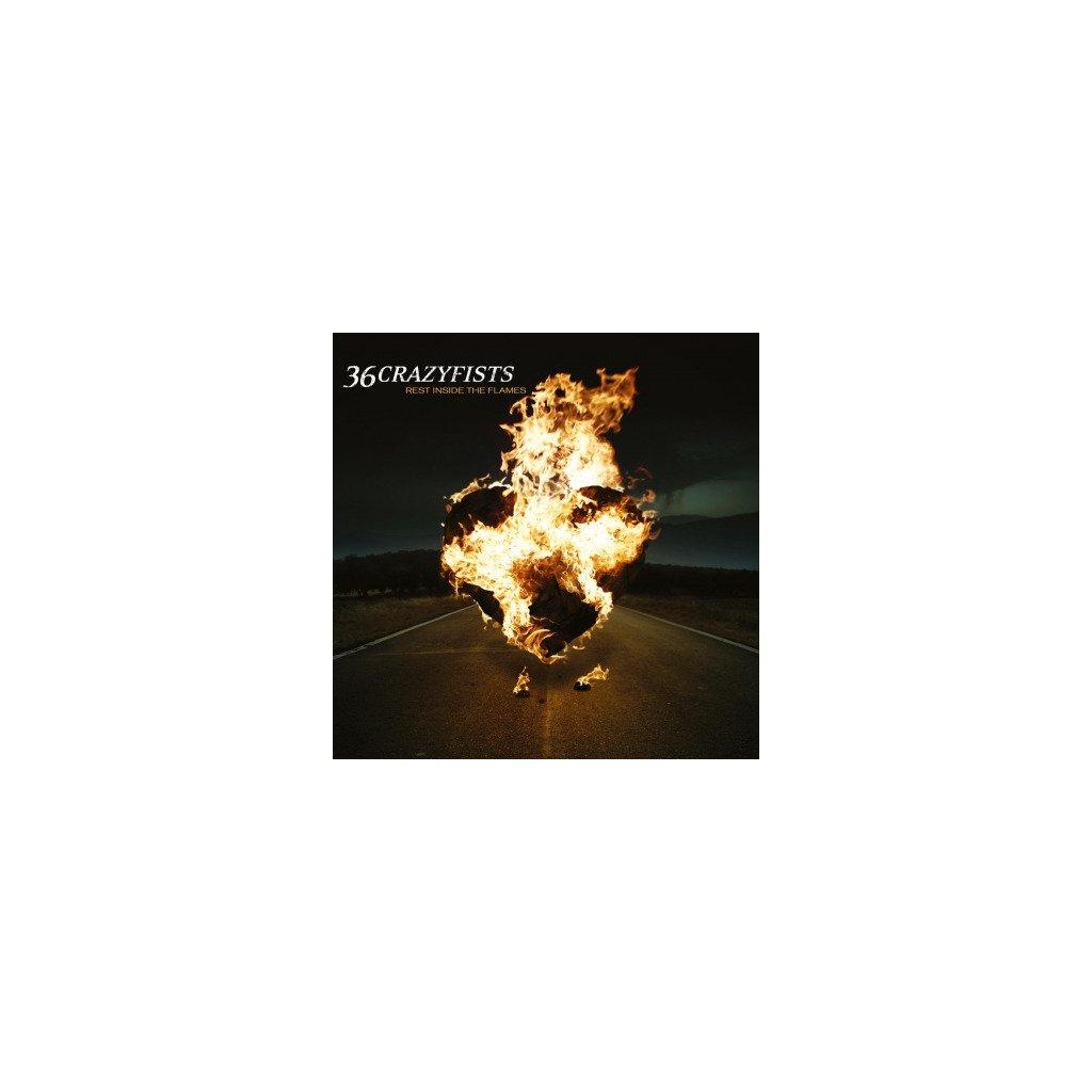 VINYLO.SK | THIRTY SIX CRAZYFISTS - REST INSIDE THE FLAMES (LP)..FLAMES//180GR./4P BOOKLET/750 COPIES COLOURED VINYL
