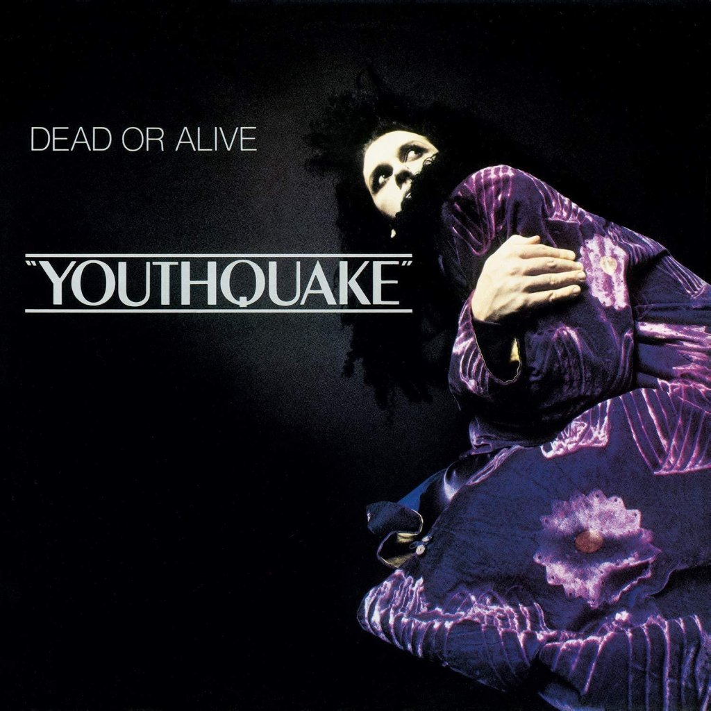 VINYLO.SK | DEAD OR ALIVE - YOUTHQUAKE [LP] 180g INSERT / BLACK VINYL