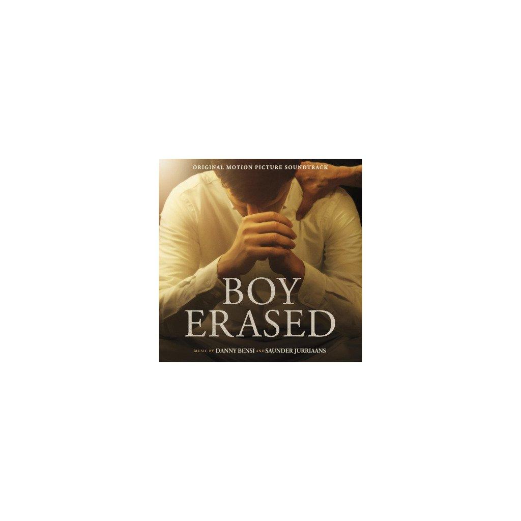 VINYLO.SK | OST - BOY ERASED (LP)180GR./GATEFOLD/INSERT/PICTURE/2000 CPS COLOURED
