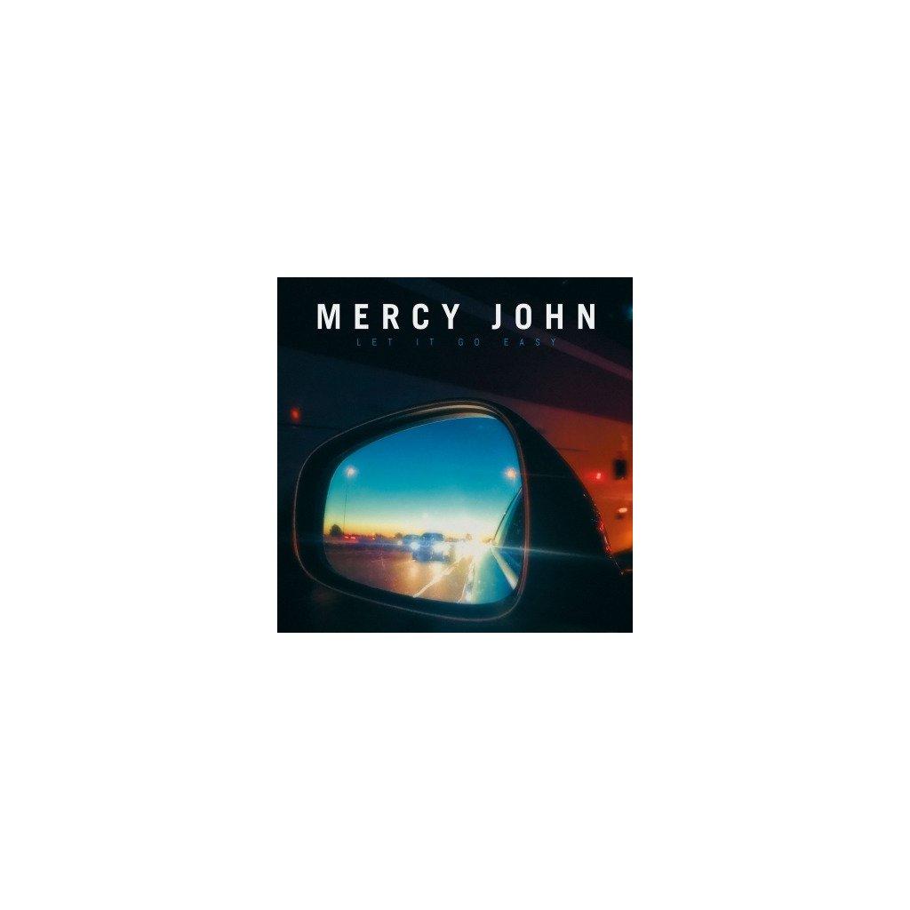 VINYLO.SK   MERCY JOHN - LET IT GO EASY (LP)180GR/GATEFOLD/NEW 2019 ALBUM/500 CPS ON COLOURED VINYL
