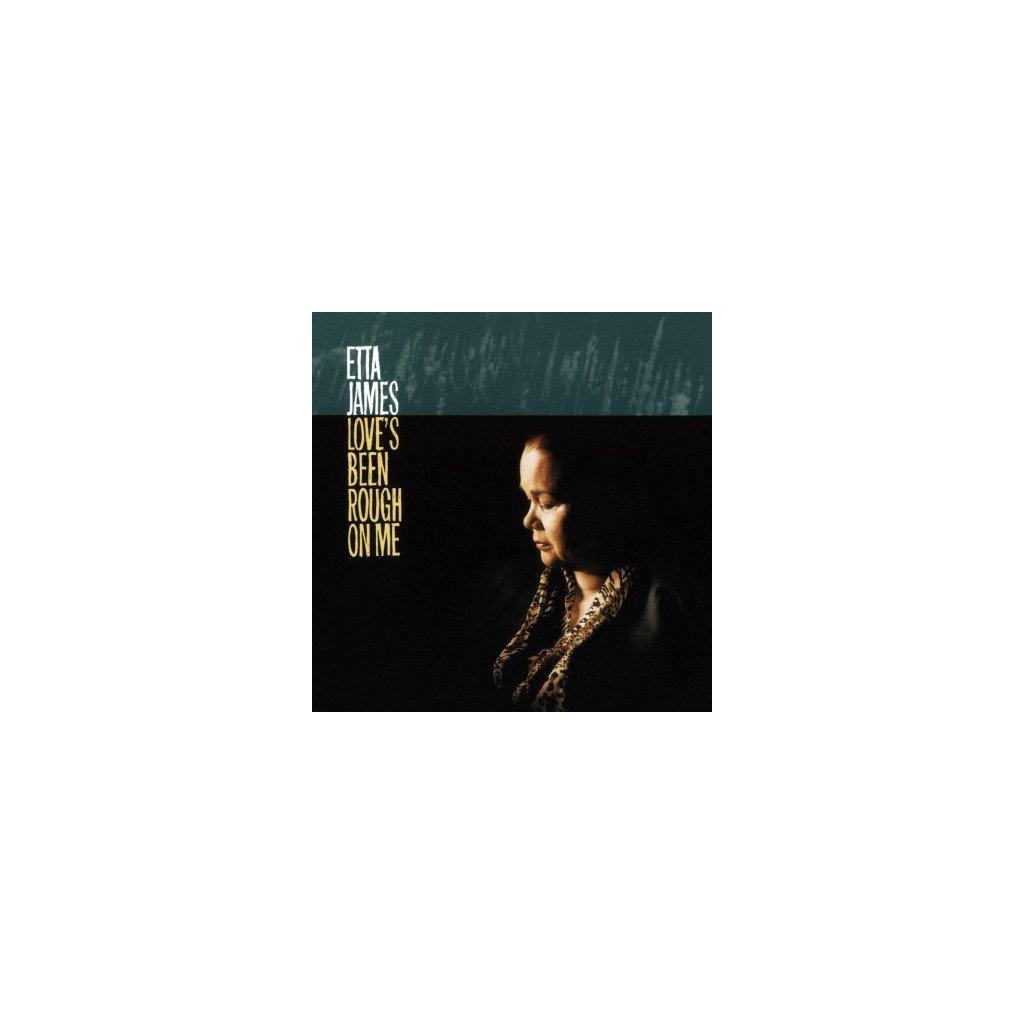 VINYLO.SK   JAMES, ETTA - LOVE'S BEEN ROUGH ON ME (LP)180GR./INSERT/1997 ALBUM/FIRST TIME ON VINYL