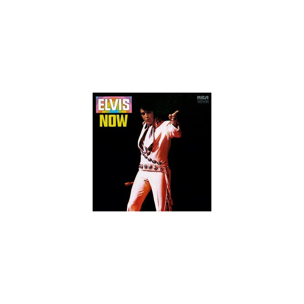 VINYLO.SK   PRESLEY, ELVIS - ELVIS NOW (LP)180GR./INSERT/2500 NUMBERED COPIES ON YELLOW VINYL