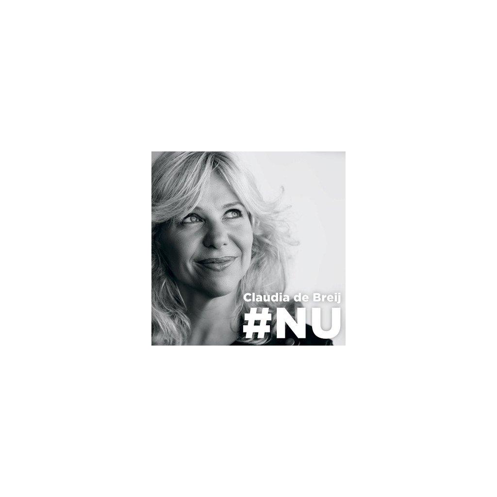 VINYLO.SK   BREIJ, CLAUDIA DE - #NU (LP)180GR./PRINTED INNERSLEEVE/750 COPIES ON WHITE VINYL