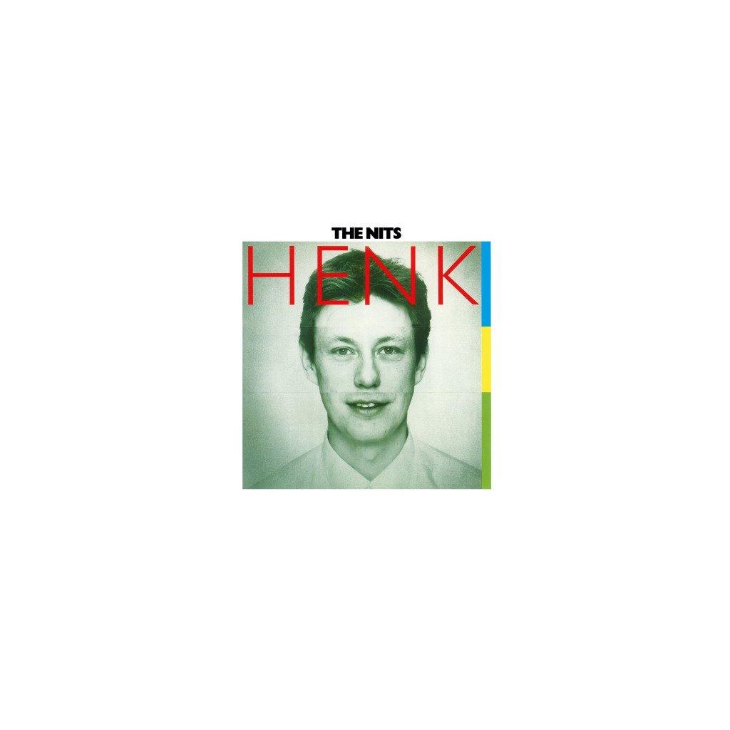 VINYLO.SK | NITS - HENK (LP)180GR./GATEFOLD SLEEVE/750 COPIES TRANSPARENT VINYL