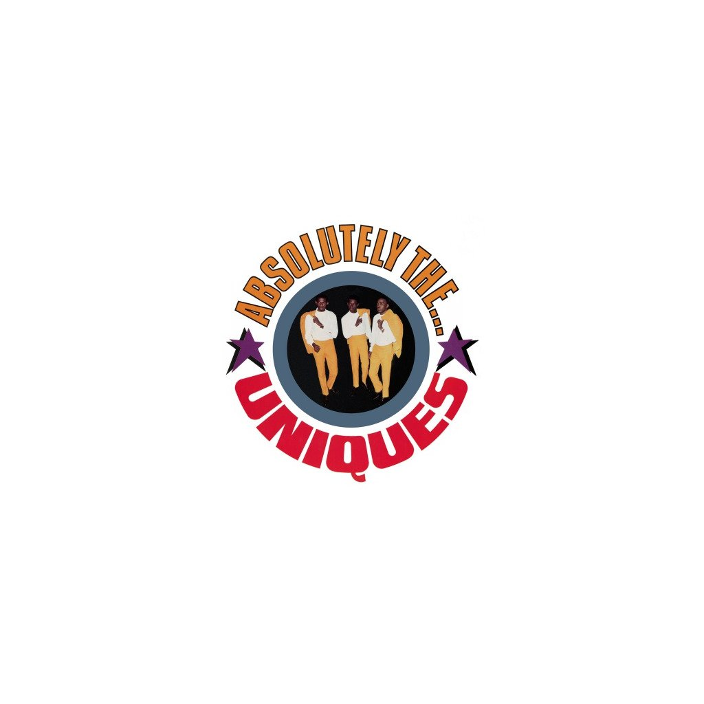VINYLO.SK | UNIQUES - ABSOLUTELY THE... UNIQUES (LP).. UNIQUES//180GR./1000 NUMBERED COPIES ON ORANGE VINYL
