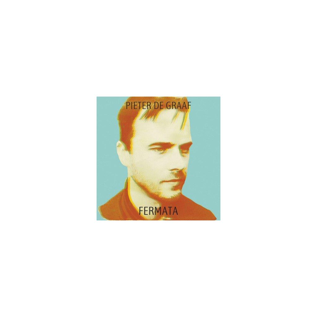 VINYLO.SK | GRAAF, PIETER DE - FERMATA (LP)180GR./2019 ALBUM/500 COPIES ON TRANSPARENT VINYL