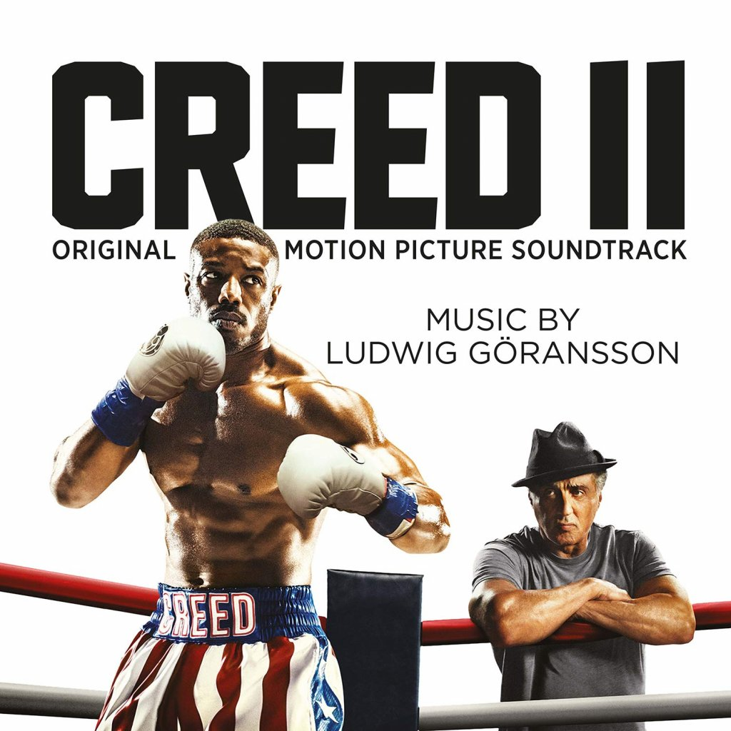 VINYLO.SK | OST - CREED II /Limited/WHITE VINYL [LP] 180g LUDWIG GORANSSON / 500 NUMBERED COPIES WHITE VINYL