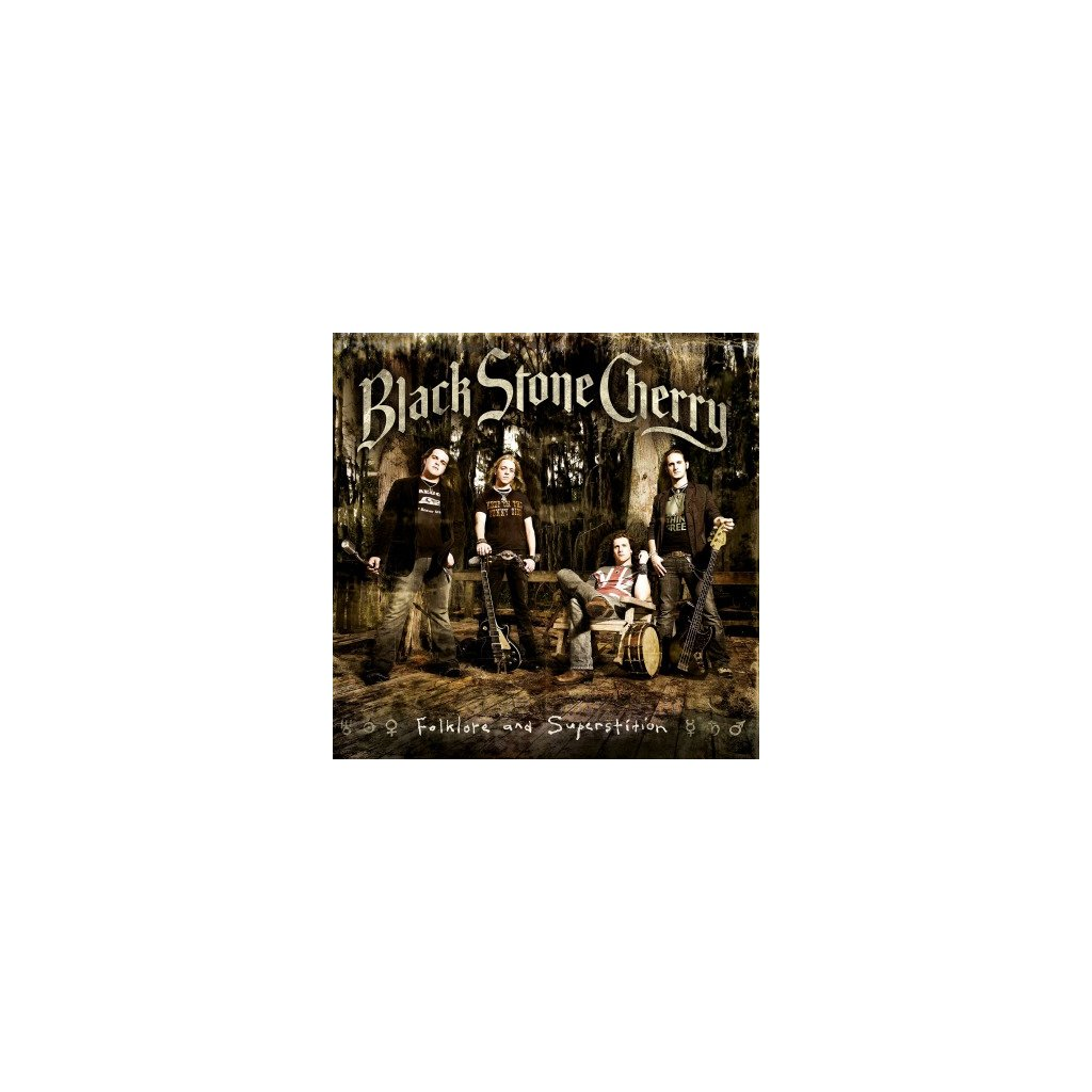 VINYLO.SK | BLACK STONE CHERRY - FOLKLORE AND SUPERSTITION (2LP).. SUPERSTITION//180GR./8P BOOKLET