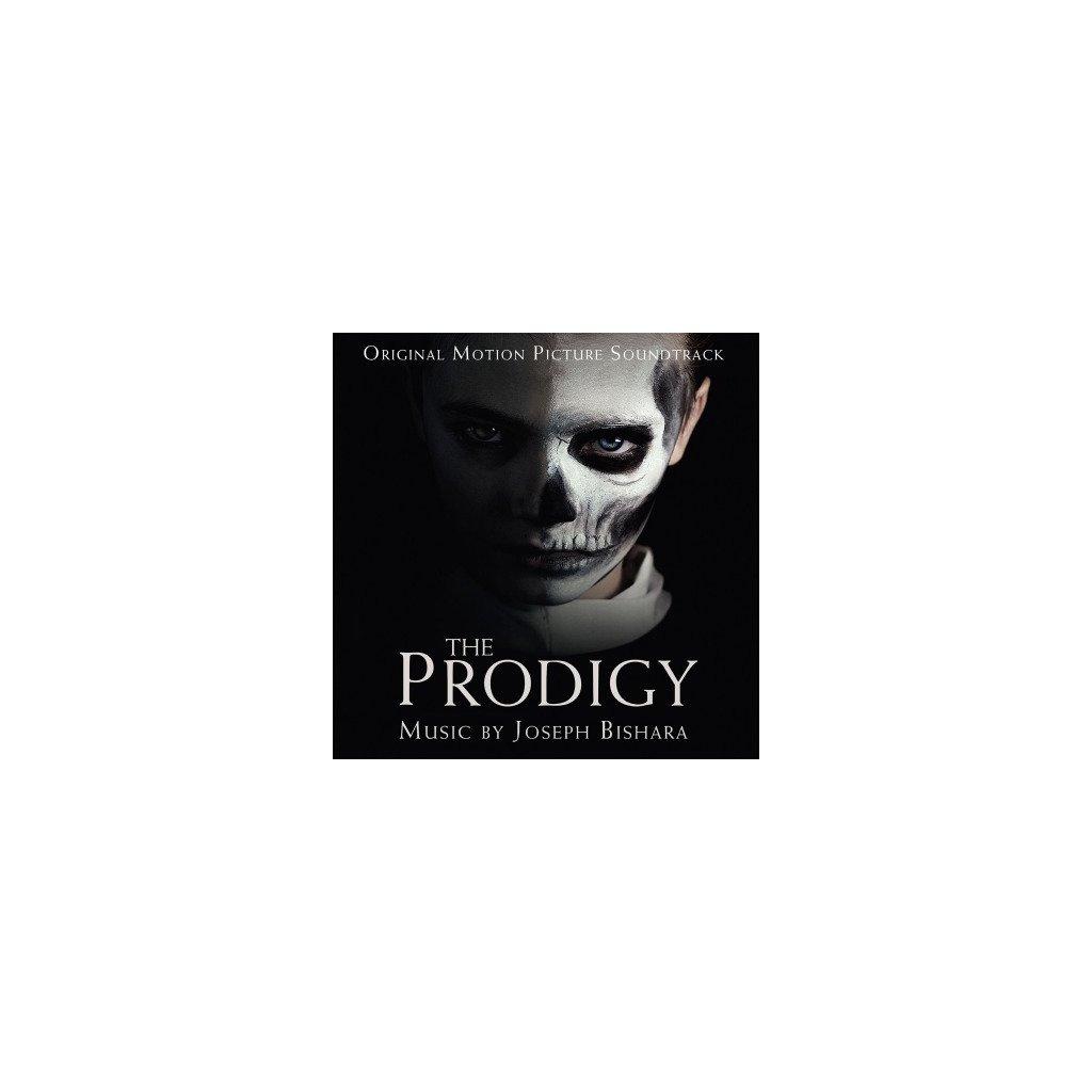 VINYLO.SK | OST - PRODIGY (LP)180GR./MOVIE POSTER/500 CPS BLACK & WHITE MARBLED VINYL
