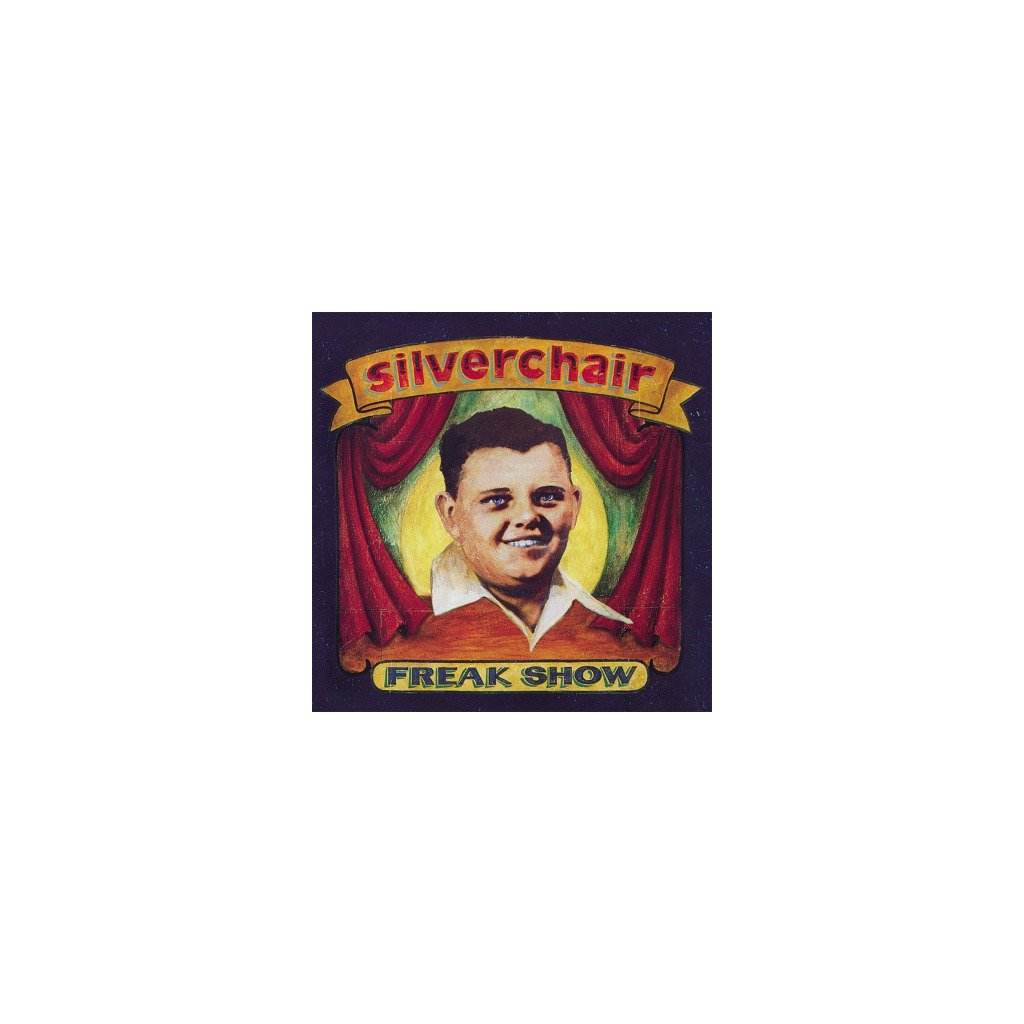 VINYLO.SK | SILVERCHAIR - FREAK SHOW (LP)180GR/POSTER/PRINTED INNERSLEEVE/5000 CPS FLAMING VINYL
