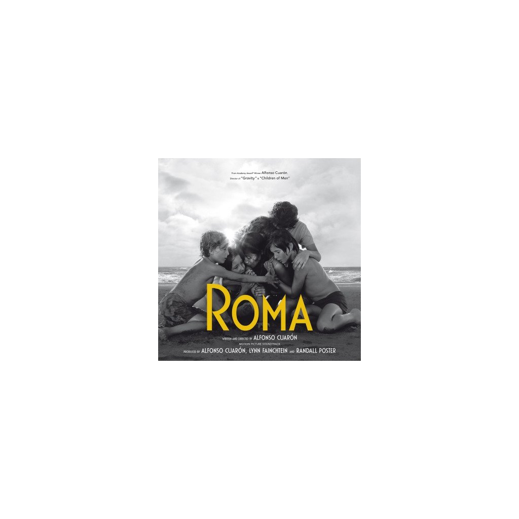 VINYLO.SK | OST - ROMA (2LP)180GR./GATEFOLD/BOOKLET/PVC SLEEVE/AWARD WINNING MOVIE