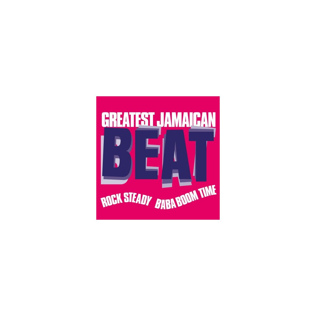VINYLO.SK | V/A - GREATEST JAMAICAN BEAT (LP).. BEAT//180GR./750 NUMBERED COPIES ON ORANGE VINYL